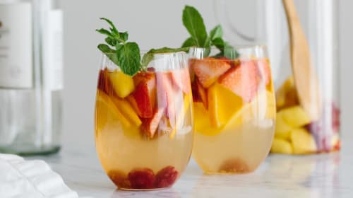 Best White Wines for Sangria