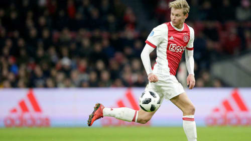 Frenkie de Jong, a Future Star in the Making