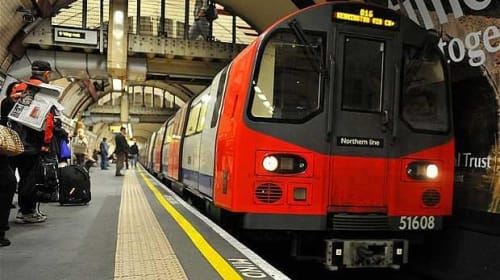 Facts of the London Underground: Part I