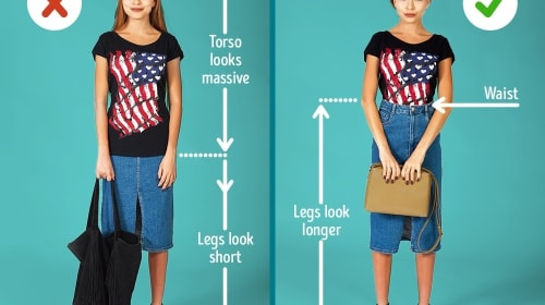 A Style Guide for Petite Girls