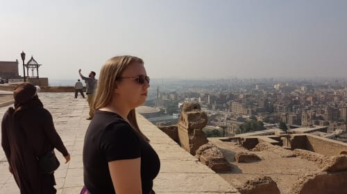 Visiting Cairo as a Female Tourist