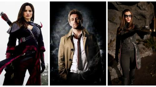 Three Characters Legends of Tomorrow Needs