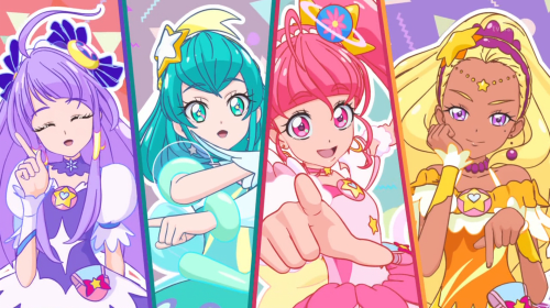 The Fifth Cure to Join the Heroines in 'StarTwinkle Pretty Cure' Has Been Revealed!