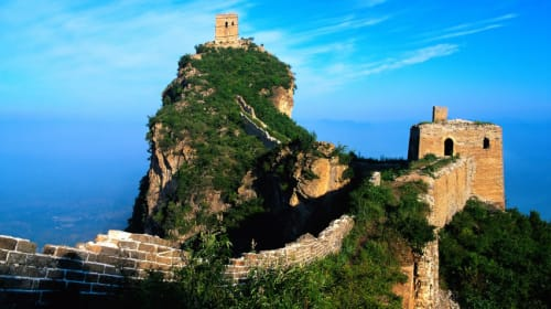 One Epic Adventure Experience: The Real Great Wall of China