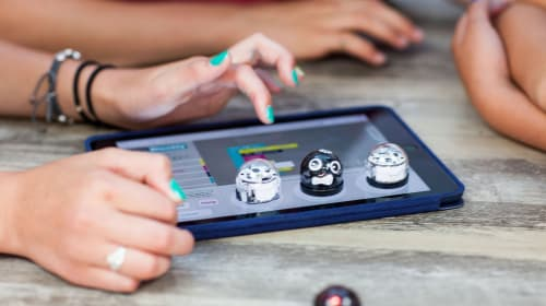 Ozobot Makes Learning to Code Fun for Kids