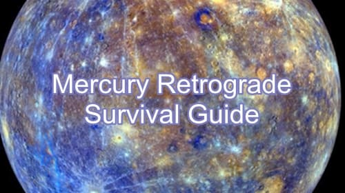 Protecting Your Energy During a Mercury Retrograde