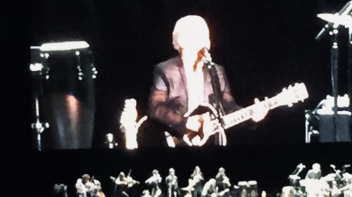 Paul Simon Farewell Concert at Prudential Center