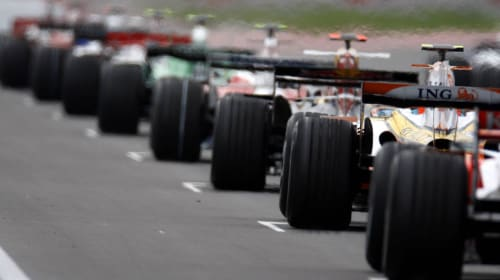 What It Takes to be an F1 Star