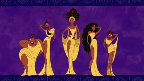 Musing on the Muses