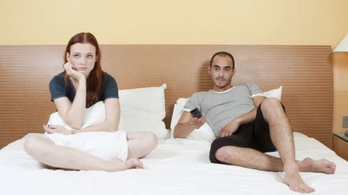 The Thoughts We've Had During Boring Sex