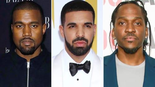A Detailed Analysis of the Drake vs. Kanye/Pusha T Beef