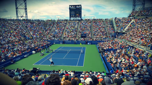ATP Tennis Prize Money up for Grabs at 2019 US Open Grand Slam in New York