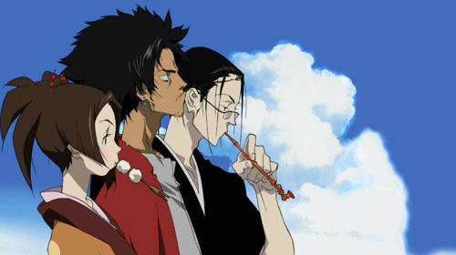 Late Review: 'Samurai Champloo'