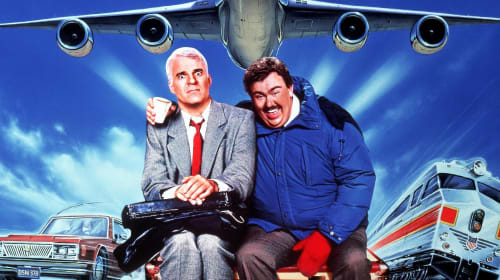 'Planes, Trains, and Automobiles' - A Movie Review