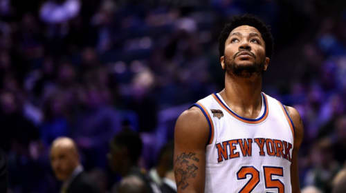 """Derrick Rose and the Disappointment of """"What Was"""""""