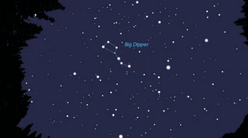 The Ancient Story Behind the Big Dipper