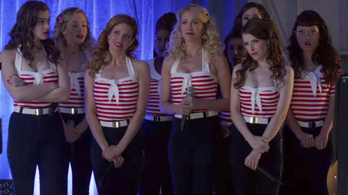 Movie Review: 'Pitch Perfect 3' (2017)
