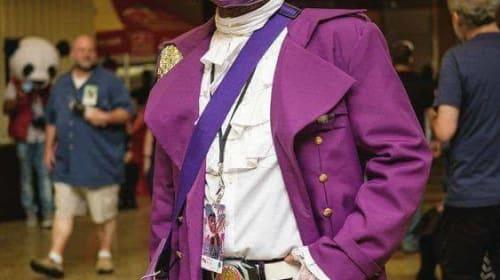 Cosplayer Spotlight: The Purple Rainger