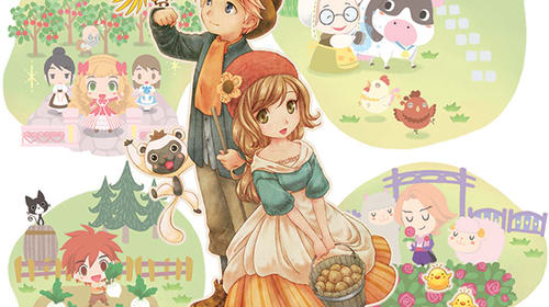 Saving and Buying in 'Harvest Moon Story of Seasons'