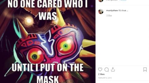 My Second Post