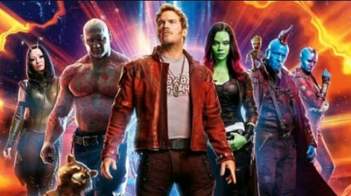 'Guardians of the Galaxy Vol. 2'