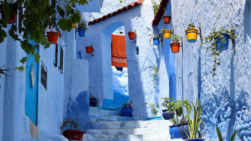 Arabian Nights: A Moroccan Dream