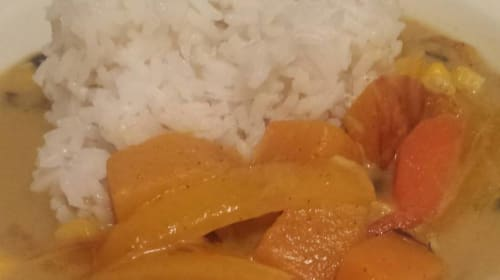 Recipe: Veggie Packed Curry