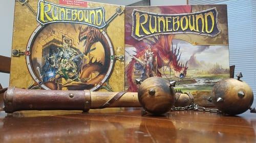 'Runebound' to Adventure