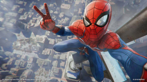 Five Things Fans Want from Marvel's 'Spider-Man 2'