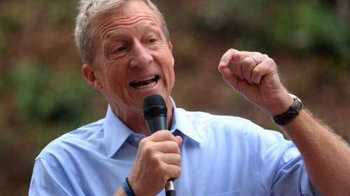 Who Is Tom Steyer?