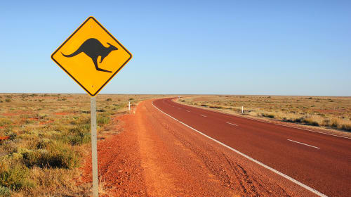 Australia by Car—3 Routes Less Taken