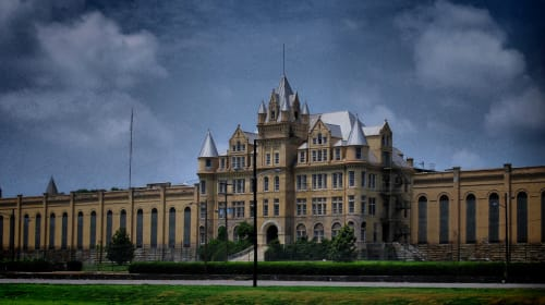 Haunted Nashville State Prison