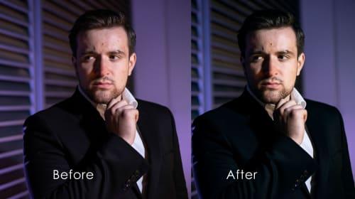 Portrait Edit