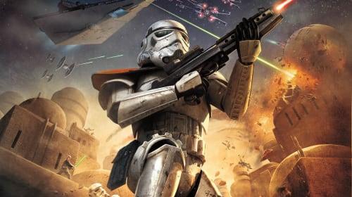 History of Star Wars: Battlefront