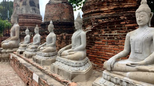 Temple Hopping in Thailand: Must Do's!
