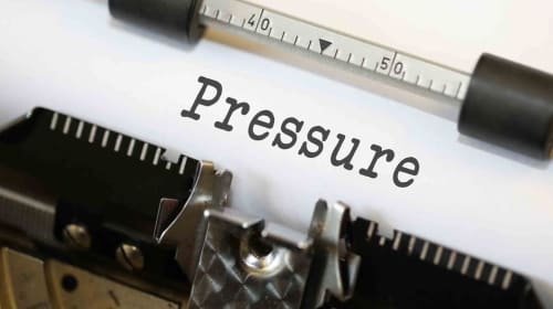 The Growing Pressure