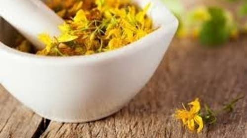 St. John's Wort and My Anxiety