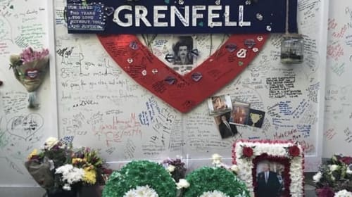 2 Years From Grenfell