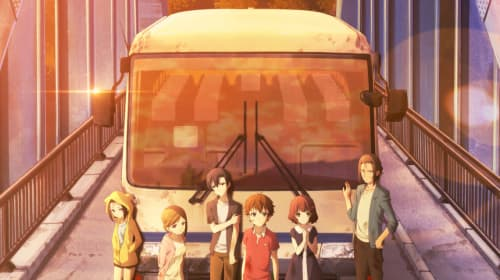 Fighting Your Own Demons: What's Really Terrifying in the Mystery Thriller Anime 'Mayoiga'