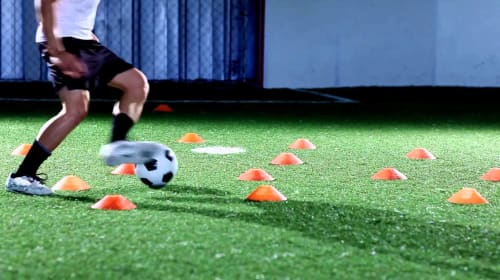 Best Soccer Footwork Drills You Can Do Without a Ball