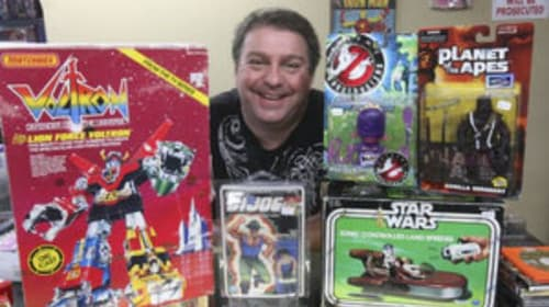 The Life of a Toy Store Owner