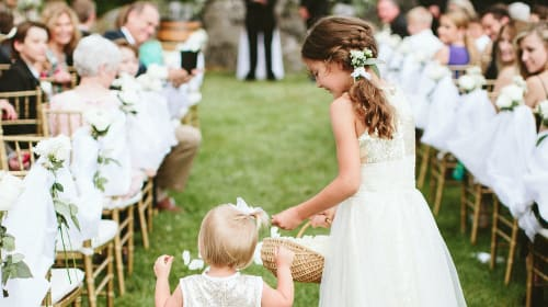12 Unique Flower Girl Baskets