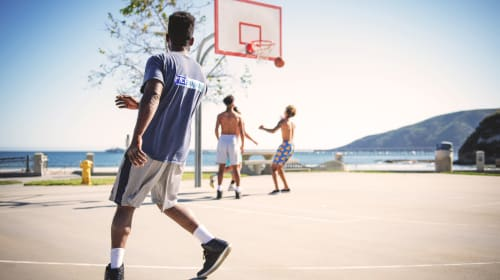 Best Exercises for Basketball Players