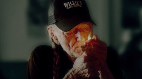 Willie Nelson Wants You To Share His Legendary Stash