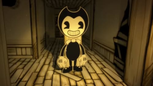 'Bendy and The Ink Machine'