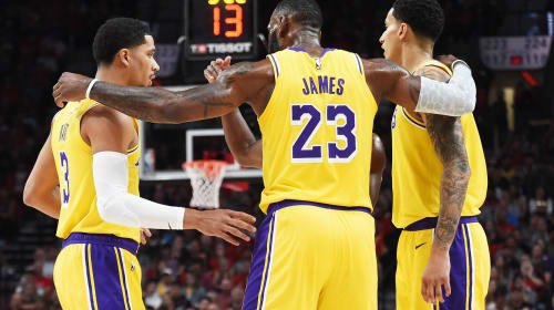 How the L.A. Lakers Can Make the NBA Playoffs
