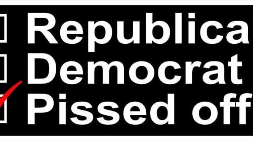Sorry Reagan, I Gotta Vote Democrat
