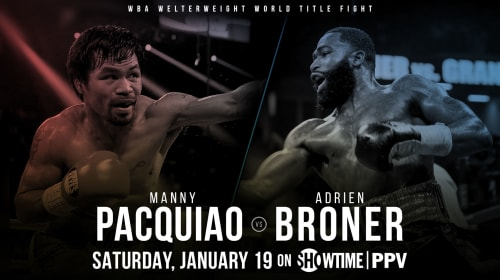 Prediction: Adrien Broner Will Beat Pacquiao and Shock the World