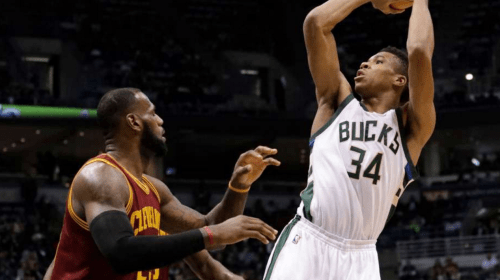 It's Time For LeBron To Hand The Crown Off To Giannis