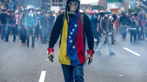 Venezuela Is Dying